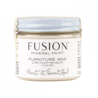 Furniture wax clear transparante was fusion mineral paint goed gestyled brielle