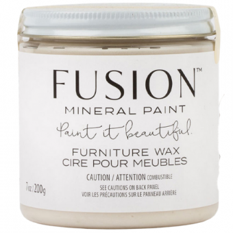 Furniture wax clear fusion mineral paint goed gestyled brielle