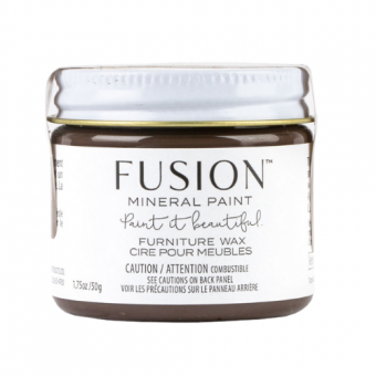 Furniture wax espresso fusion mineral paint goed gestyled brielle
