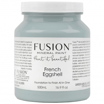 French Eggshell Fusion Mineral Paint Goed Gestyled Brielle