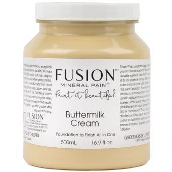 Buttermilk Cream Fusion Minerail Paint Goed Gestyled brielle