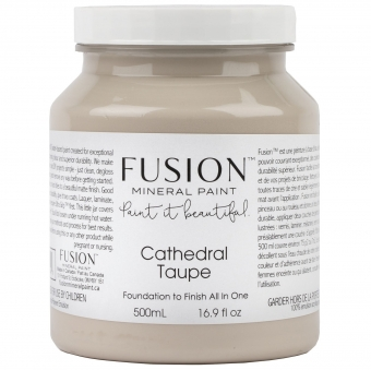 Cathedral Taupe Fusion Mineral Paint Goed Gestyled Brielle