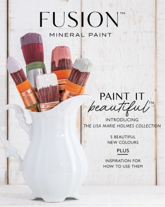 DIY Magazine van Fusion Mineral Paint Goed Gestyled Brielle