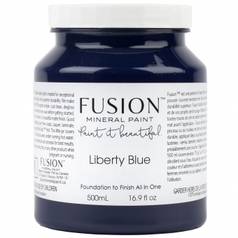 Liberty Blue Fusion Mineral Paint Goed Gestyled Brielle