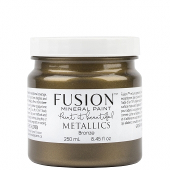 Bronze Fusion Mineral Paint Goed Gestyled Brielle