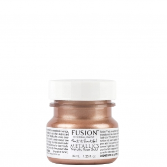Rose Gold Fusion Mineral Paint Goed Gestyled Brielle