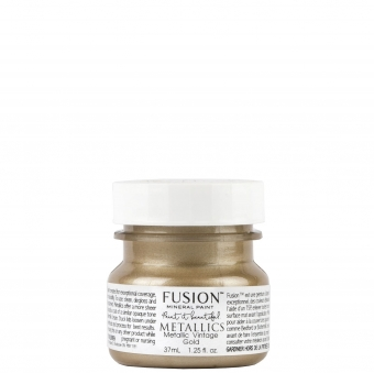 Vintage Gold Fusion Mineral Paint Goed Gestyled Brielle