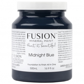 Midnight Blue Fusion Minerail Paint Goed Gestyled Brielle
