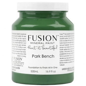Park Bench Fusion Mineral Paint Goed Gestyled Brielle