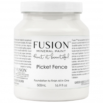 Picket Fence Fusion Mineral Paint Goed Gestyled Brielle