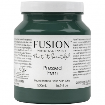 Pressed Fern Fusion Mineral Paint Goed Gestyled Brielle