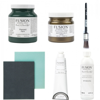 Paint kit Fusion Mineral Paint aanbieding set verf Goed Gestyled