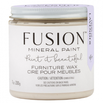 Furniture wax lavender fusion mineral paint goed gestyled brielle
