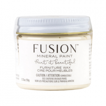 Furniture wax liming fusion mineral paint goed gestyled brielle