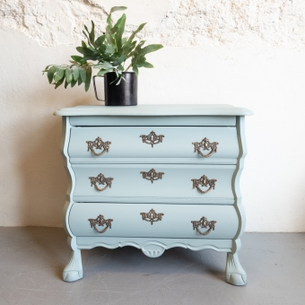 buikkastje fusion mineral paint French Eggshell Goed Gestyled Brielle