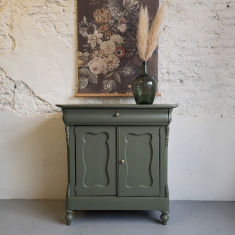 biedermeier meidenkast commode bayberry goed gestyled fusion mineral paint brielle