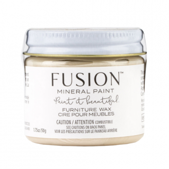 Furniture wax pearl fusion mineral paint goed gestyled brielle