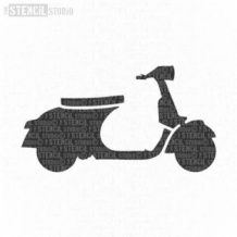Scooter sjabloon