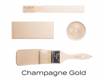Champagne Gold  metallic Fusion Mineral Paint Goed Gestyled Brielle