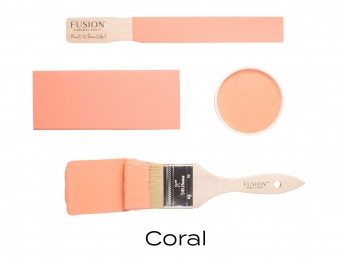Coral Fusion Mineral Paint Goed Gestyled Brielle