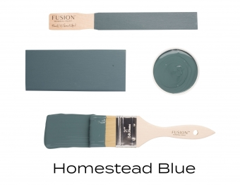 Homestead Blue Fusion Mineral Paint Goed gestyled Briell