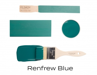 Renfrew Blue Fusion Mineral Paint Goed Gestyled Brielle