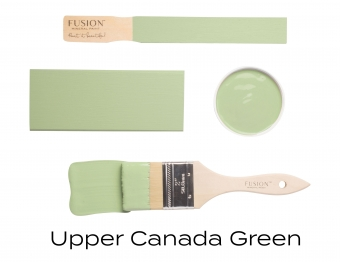 Upper Canada Green Fusion Mineral Paint Goed Gestyled Brielle