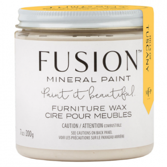 Furniture wax hills in Tuscany fusion mineral paint goed gestyled brielle
